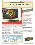 Taste advisor τεύχος 9