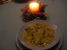 Μαγειρίτσα παραδοσιακή και μοσχομυριστή (αφιερώνω στην οικογενειά μου)