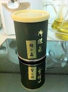 """""""περίπου"""" ρυζόγαλο... / rice pudding with matcha tea"""