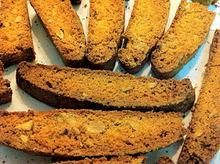 Παξιμάδια αμυγδάλου / almond biscotti