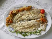 Φάτε μάτια ψάρια …