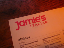 Jamie's italian (london, uk)