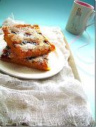 Κέικ με βύσσινα ή βατόμουρα