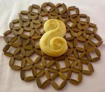 Λαμπροκούλουρα / easter shortbread cookies