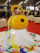 Διαγωνισμός καλλιτεχνικού σκαλίσματος φρούτων και λαχανικών στη θεσσαλονίκη 2007