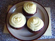 Σοκολατένια cupcakes με αλάτι