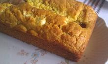 Κέικ αλμυρό με λουκάνικο αλα ελληνικά!