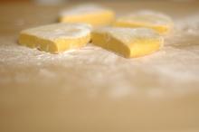 Φρέσκια ζύμη για ραβιόλια