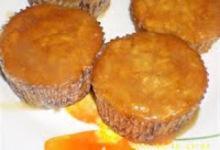Κεκάκια αλμυρά με μπέικον
