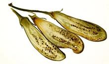 Μελιτζανες τηγανιτες