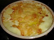 Σουφλε με πατατες