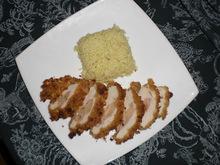 Κοτόπουλο πανέ στο φούρνο