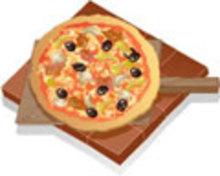 Γρήγορη πίτσα