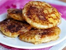 Τηγανιτες ψωμιου με μελι