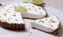 Lime pie light