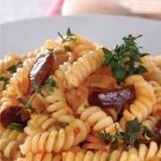 Τριβελάκι misko με φρέσκα και ξερά κρεμμύδια και ελιές