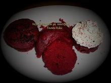 Νηστίσιμο red velvet κέικ με παντζάρι,  χωρίς μίξερ, στα μικροκύμματα.