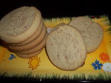Μπισκότα με ταχίνι τέλεια