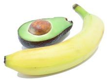 Μάσκα επανόρθωσης για τα μαλλιά με μπανάνα και αβοκάντο