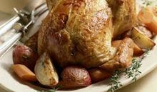 Κοτόπουλο με θυμάρι