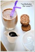 Milkshake με μπισκότο