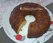 Κέικ με Μέλι και Κανέλα