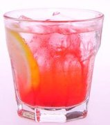 Καμπαρι σοδα (campari soda)
