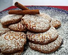 Σπιτικά μπισκότα κανέλας / homemade cinnamon cookies