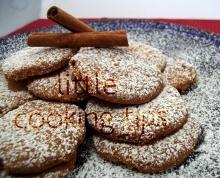 Σπιτικά μπισκότα κανέλας