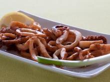 Ψητό καλαμάρι στο τηγάνι  - ιδανικό για καλοκαιρινές σαλάτες