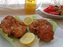 Φιλέτο κοτόπουλο στό τηγάνι,πεντανόστιμο και πολύ γρήγορο!