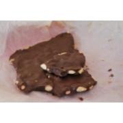 Super σοκολάτα με καβουρδισμένα αμύγδαλα!!!