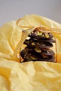 Σοκολατάκια με αλάτι / sea salt chocolates