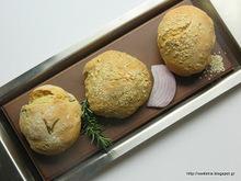 Πεντανόστιμα ψωμάκια- Yummy bread buns