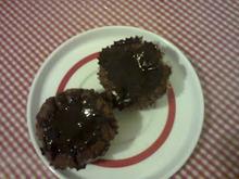 κέικ με σοκολάτα μινι