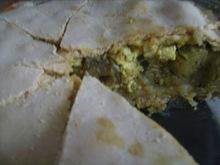 Πίτα με κολοκυθάκια