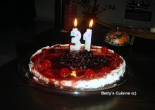 Cheesecake με OREO και Μερέντα
