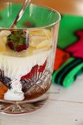 Εύκολο Σοκολατένιο Trifle στο ποτήρι