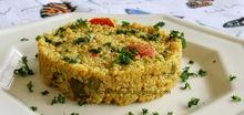 Γρήγορο αρωματικό Rissotto με Quinoa