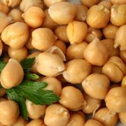 Κυρίως ρεβύθια στο φούρνο με πορτοκάλι  σέλινο και λεμόνι