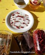 Μαρινάδα με λεμονοπίπερο και κόλιανδρο για κρεατικά, λαχανικά και θαλασσινά