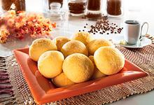 Pao de queijo – πάο ντε κουίχο - βραζιλιάνικες τυρόφουσκες