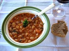 Φασολαδα  (παραδοσιακη)