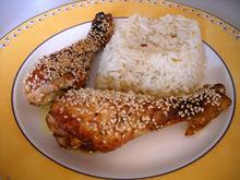 Μπουτάκια κοτόπουλου brule