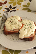 Η ελαφριά εκδοχή των αυγών benedict