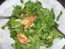 Σαλάτα με ρόκα και σύκα