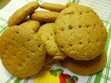 Σπιτικά μπισκότα digestive