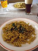 Ζυμαρικά με λάδι, σκόρδο και καυτερή πιπεριά