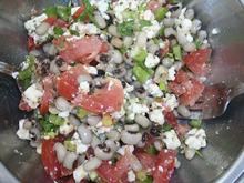Χωριάτικη σαλάτα του αγρού