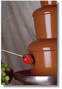 Fondue σοκολάτας